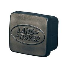 "LAND ROVER TRAILER HITCH 2"" RECEPTACLE PLUG WITH LOGO - GENUINE PART# ANR3196"