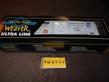 WEAVER'S HORSEHOE CURVE PS-1, 40' ALTOONA RR MUSEUM BOX CAR, BRAND NEW