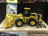 Caterpillar Cat 980G Wheel Loader 1/50 Scale By DieCast Masters #85027
