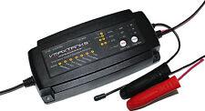VMAX BC12M248 12 Volt 8 Amp 7-Stage Smart Battery Charger for 12V AGM GEL SLA