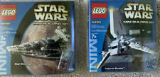 LEGO 4492 4494 Star Wars Star Destroyer & Imperial Shuttle Mini Building SET NEW