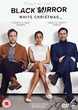 Black Mirror: White Christmas [DVD] White Xmas Jon Hamm & Spall Charlie Brooker