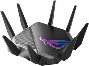 ROG RAPTURE GT-AXE11000 WiFi 6E TRI-BAND GAMING ROUTER *Preorder*