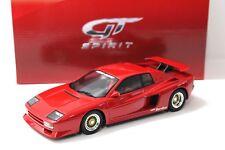 1:18 GT Spirit Koenig Testarossa Bi-Turbo 1985 red NEW bei PREMIUM-MODELCARS