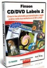 FINSON CD/DVD LABELS 2 nuovo