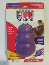 Kong Senior Dog Toy - Medium Chew & Play
