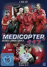 Medicopter 117 - Staffel 2 [4 DVDs] von Nikel, Thomas   DVD   Zustand gut