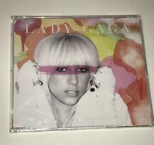 Lady GaGa Cherrytree Sessions Japan CD EP Sealed Promo (2010)