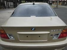 BMW 3 SERIES BOOTLID E46 COUPE 09/98-03/03