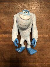Disney Pixar Abominable Snowman Action Figure Lightly Used