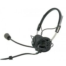 TELEX AIRMAN ANR 850 AVIATION HEADSET - DUAL PLUGS FREE SHIPPING