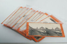 """Antique Stereoviews 24 Cards Collection """"American Views"""" Of Boston c.1860 soule"""