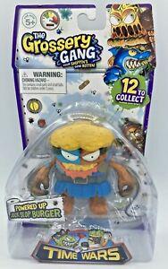New! Grossery Gang Series 5 Time Wars Jock Slop Burger Toy Figure Hard_8s_Magic