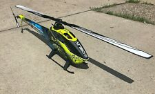 Brand New RC Helicopter SAB Goblin Kraken 580 Ready To Fly