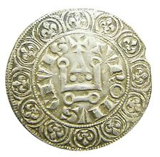 13th century Medieval France Silver Gros Tournois Philip IV 1290 - 1295 AD