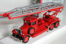 ZiS camiones bomberos Oldtimer 1:43 URSS USSR CCCP Russia Fire Truck disociada pompier
