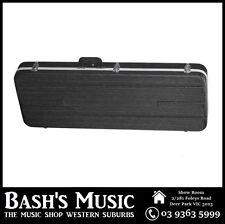 Electric Bass Guitar Hard Case Rectangular Precision + Jazz Case ABS