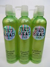 TIGI BED HEAD CONTROL FREAK SHAMPOO 13.5 OZ 6 PCS!