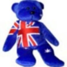 "SKANSEN  BEANIE KID   ""G'DAY""  THE AUSSIE BEAR MINT WITH MINT TAG"
