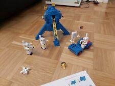 Lego 367 Moon Landing aus den 70er Jahren unbedingt lesen modifiziert