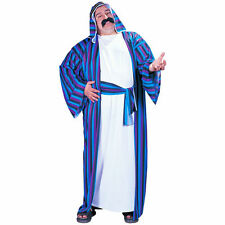 Chic Sheik Arab Men's Plus Size Fancy Dress Costume