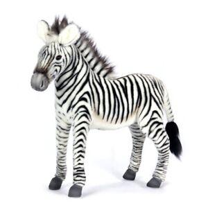 Grevy's Imperial Zebra Hansa Soft Animal Plush Toy 32cm **FREE DELIVERY**