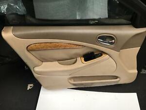 Jaguar S Type Left Front Door Shell 05/1999-02/2008