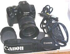 Parfait état, Reflex numérique CANON 400d, zoom 18/55 mm, accu, chargeur et sac.