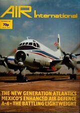 AIR INTERNATIONAL V21 N5 A-4 / F-4 / Me410 / DASSAULT ATLANTIQUE / MEXICAN AF