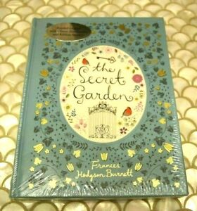 THE SECRET GARDEN FRANCES HODGSON BURNETT (B&N Bonded Leather Collectible) NEW