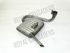 NEW VESPA EXHAUST / SILENCER VBB/150/SUPER/SPRINT (CODE9157)