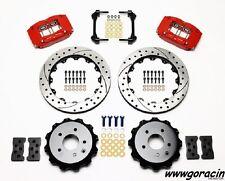 "Wilwood Dynapro Radial Rear Brake Kit Fits Nissan 350Z,370Z - 13"" Rotors,NISMO~"