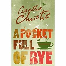 A Pocket Full of Rye by Agatha Christie (Paperback, 2016)