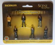 BACHMANN  BUSINESSMEN  # 33162  O scale On30 On3 1/43 People Figures