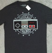 Nintendo Retro T Shirt_ Size Large_ New with tags_ Officially Licensed
