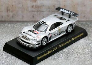 Kyosho 1/64 Mercedes-Benz Collection 1 CLK-GTR Rennsport-Tourenwagen No.10