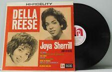 Della Reese Joya Sherrill & others LP self titled - Hurrah VG