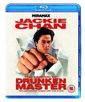 Legend of Drunken Master  (1994) [Blu-ray] [DVD][Region 2]