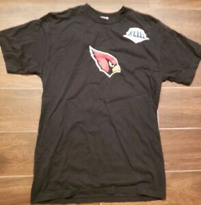 Kurt Warner Super Bowl XLIII Arizona Cardinals Reebok Jersey Shirt Sz S B-13