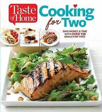 Taste of Home Cooking for Two: Save Money & Time with Over 130 Meals for Two, Ed