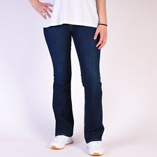 Levi's 715 Bootcut Land and sea blue Women's stretch jeans W30 L32