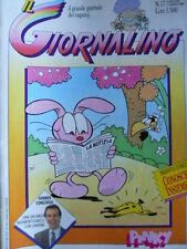 Giornalino n°17 1988 Uomini senza Gloria Gino D'Antonio Susanna [G.302]