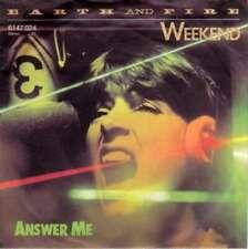 "Earth And Fire - Weekend (7"", Single) Vinyl Schallplatte - 4442"