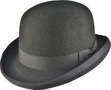Cappelli da uomo bombetta 100% Lana
