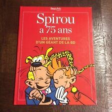 SPIROU A 75 ANS - LES AVENTURES D UN GEANT DE LA BD - BEAUX ARTS MAGAZINE