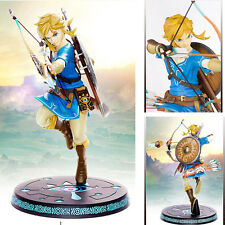 New First 4 Figures The Legend of Zelda: Breath of the Wild LINK - 10 PVC statue