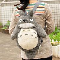 Anime ma Voisin Totoro Peluche Sac à dos Filles Décontractée Cartable