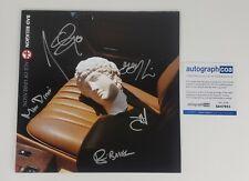 Bad Religion Autographed The Age Of Unreason Vinyl Lp #1 (Acoa)