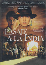 DVD - Pasaje A La India NEW Passage To India David Lean FAST SHIPPING !
