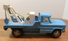 CRAGSTAN BLUE TOW   Pickup Truck  Pressed Steel Vintage Item MADE IN JAPAN